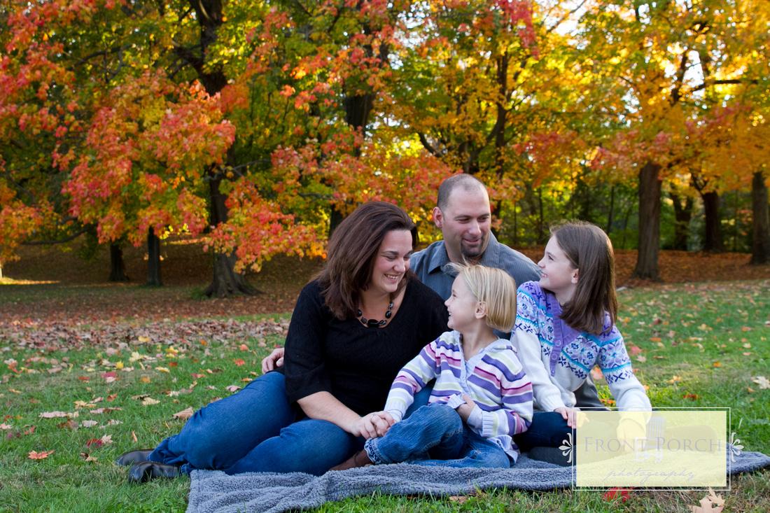 Front Porch Photography Family Portrait 2