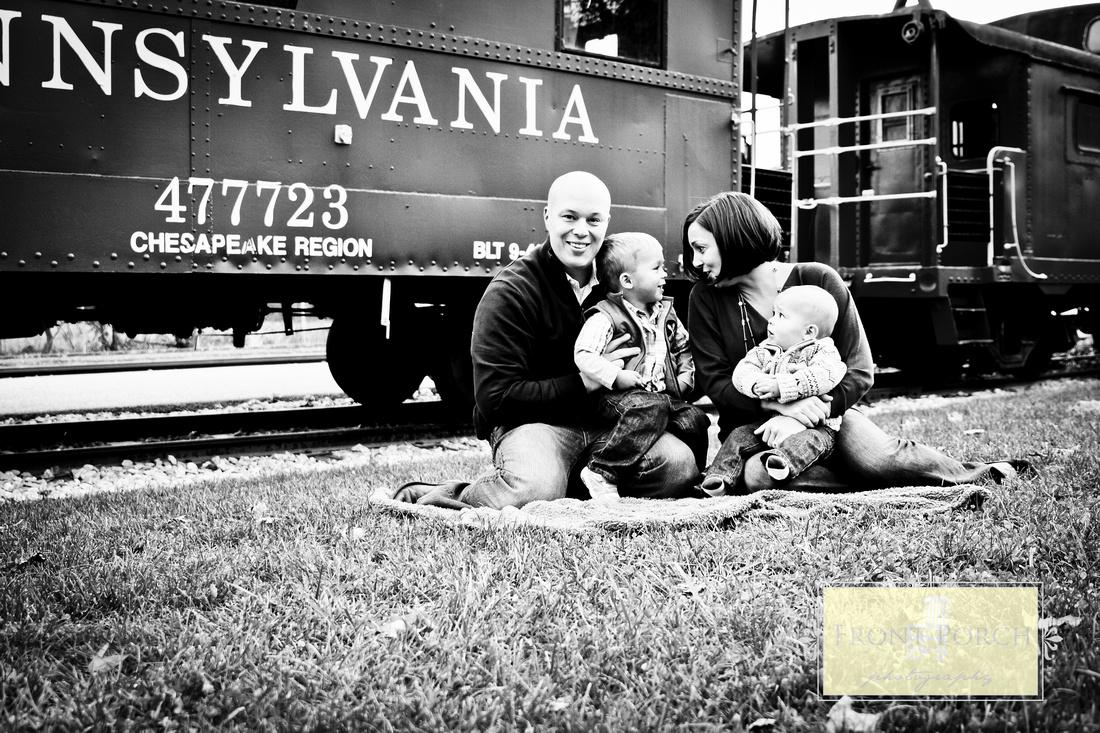 Front Porch Photography Family Portrait 1